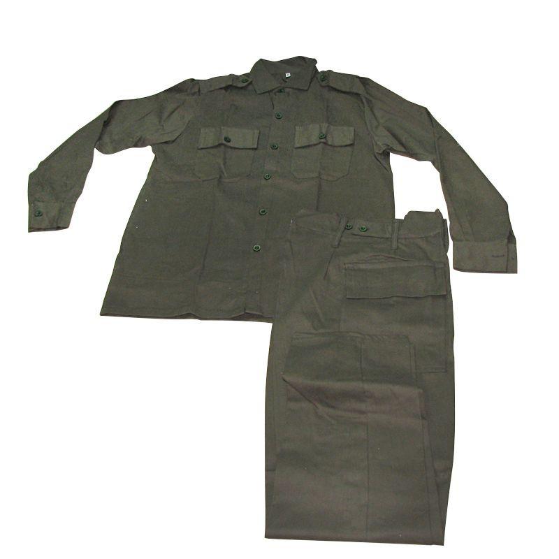 סט מדי של מגב- מכנס וחולצה מדים של מגב