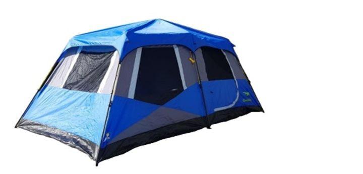 אוהל פתיחה מהירה - קוויק אפ ל-8 אנשים של חגור