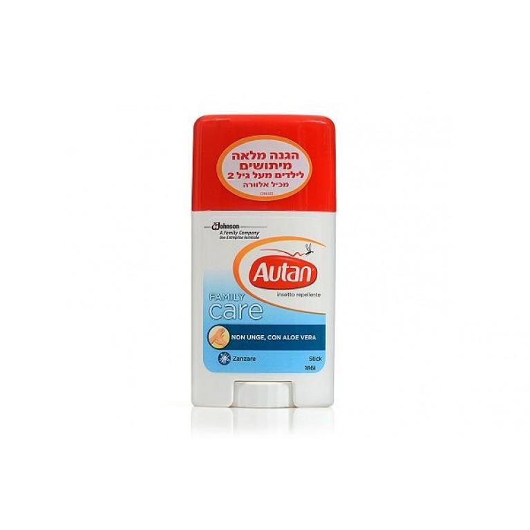 הגנה מלאה מיתושים מכיל אלוורהAutan AUTAN