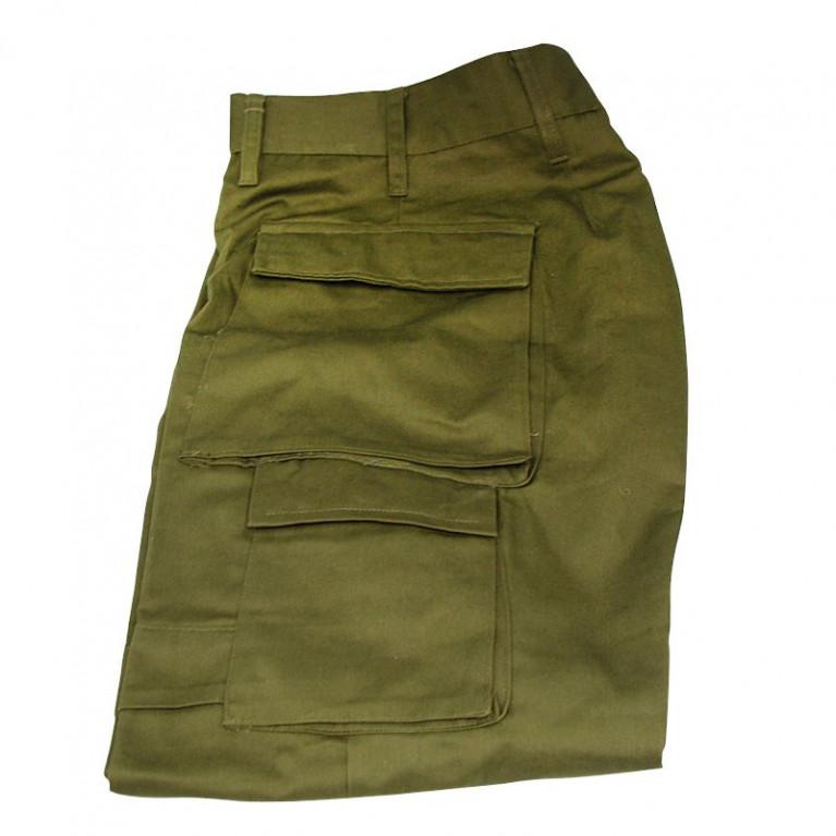מכנס מדי ב בצבע זית - מדים צבאיים
