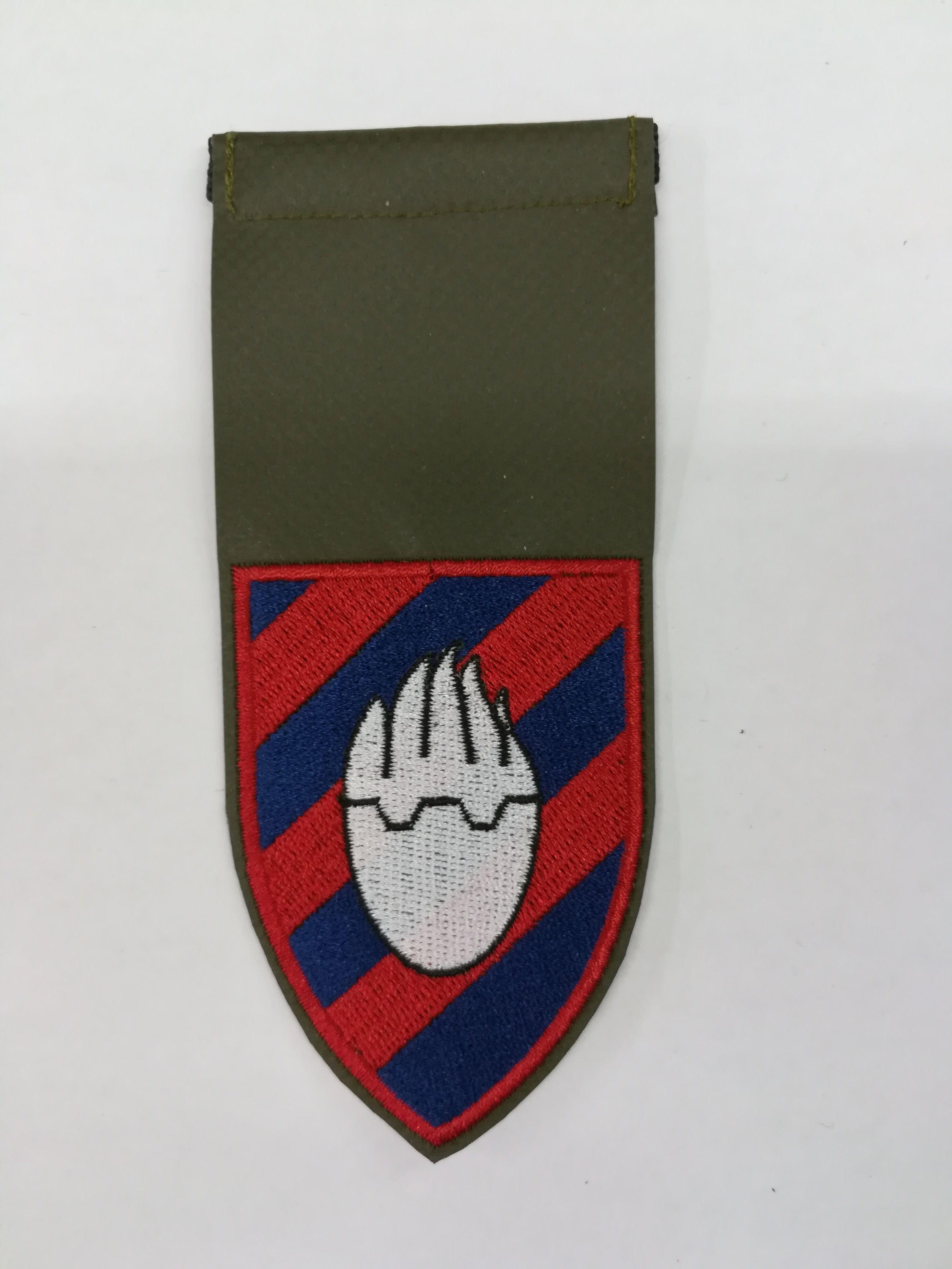 תג יחידה רקום של משטרה צבאית