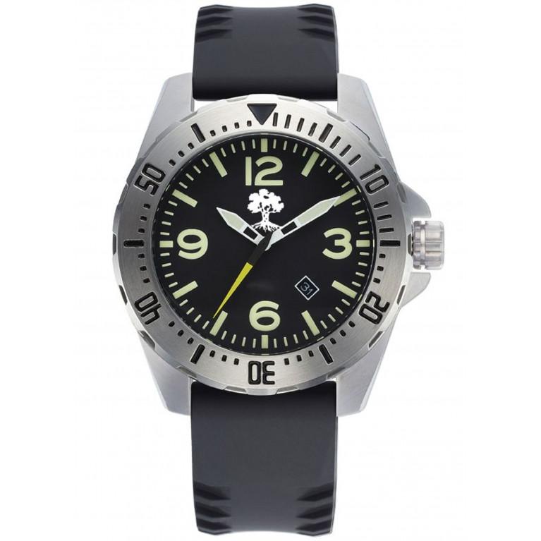 שעון צלילה עם סמל של גולני