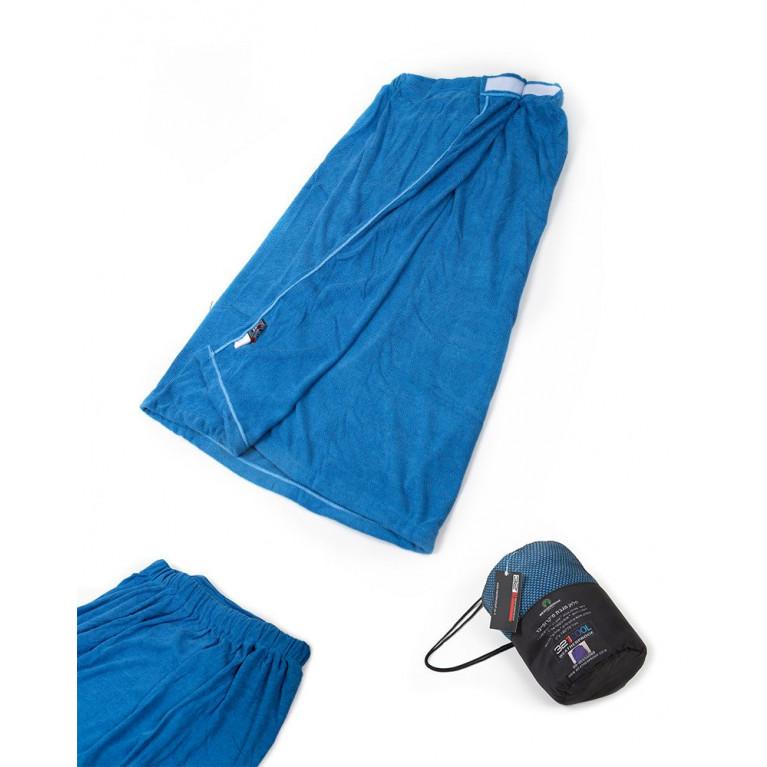 מגבת גוף עם סקוץ מבד מיקורפייבר