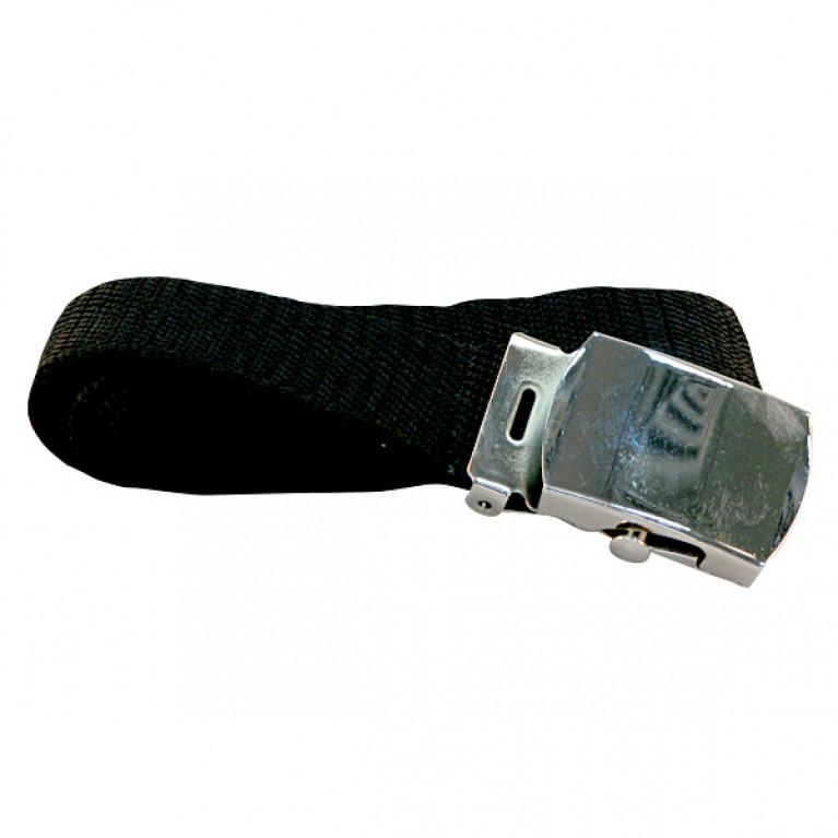 חגורה לקצין/נה בצבע שחור