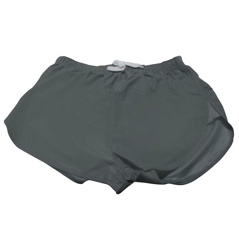 מכנס ספורט  שחור קצר בחיתוך דק UNISEX