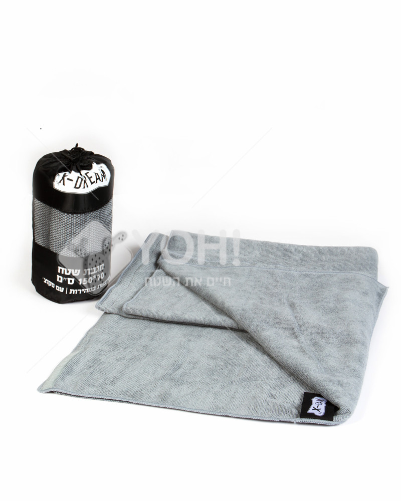 מגבת MICRO FIBER XL+ סקוץ
