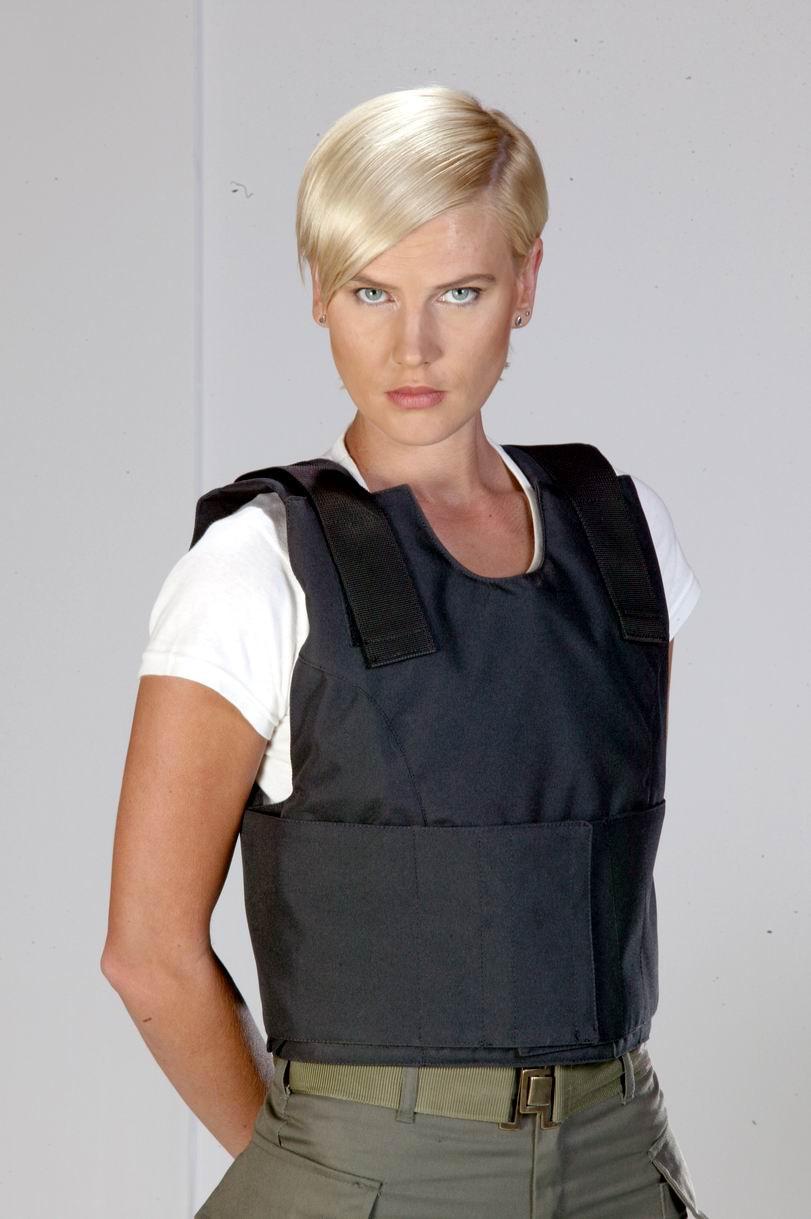 אפוד מגן נגד כדורים ורסיסים לנשים חגור A3